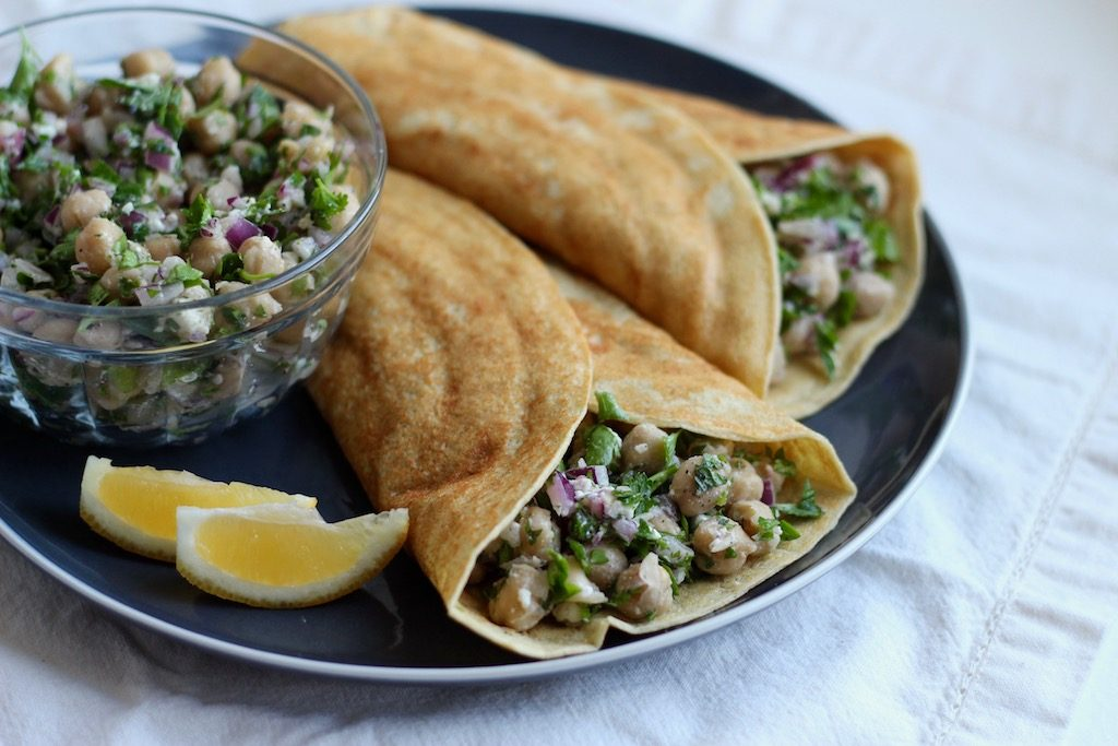 Chickpea Yogurt Dosa